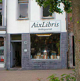 Antiquariat Aixlibris in Aachen